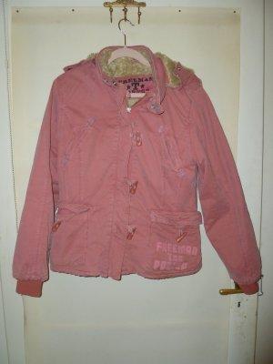 Altrose Jacke für den Herbst