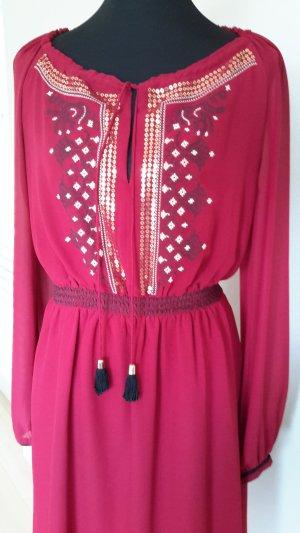 Altuzarra Robe de soirée rouge foncé-rouge carmin polyester