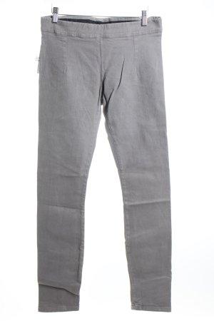 Alysi Jeans skinny gris style décontracté