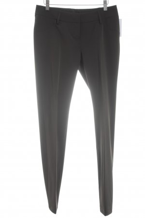 Alysi Jersey Pants dark brown classic style