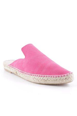 Amabea Schlüpfschuhe pink Street-Fashion-Look
