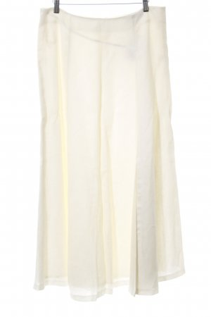 Amann Maxi Skirt cream casual look