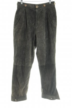 Amann Traditional Trousers khaki casual look