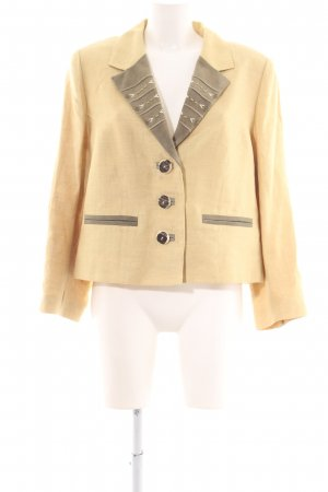 Amann Traditional Jacket cream-bronze-colored classic style