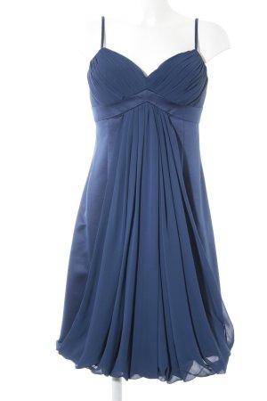 Ambiance Trägerkleid dunkelblau Elegant