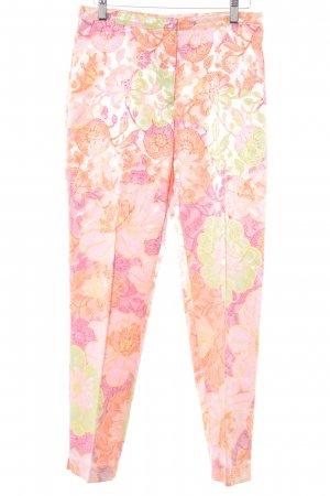 Ambiente 7/8 Length Trousers multicolored casual look