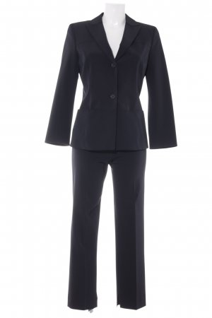Ambiente Trouser Suit dark blue business style