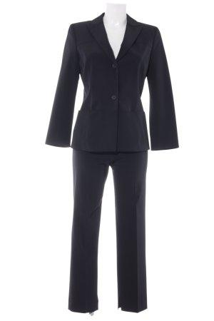 Ambiente Tailleur-pantalon bleu foncé style d'affaires