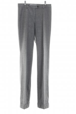 Ambiente Pleated Trousers grey business style