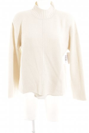 Ambiente Cashmere Jumper cream casual look