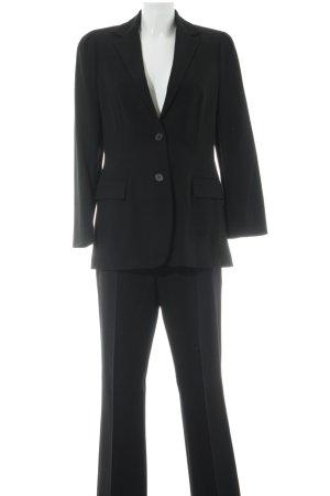Ambiente Traje de pantalón negro estilo dandy