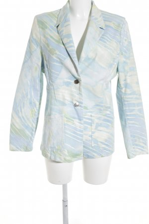 Ambiente Denim Blazer abstract pattern casual look