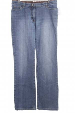 Ambiente Carrot Jeans steel blue Fabric inserts