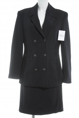 Ambiente Ladies' Suit dark blue business style