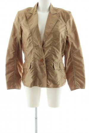 Ambiente Short Blazer nude-bronze-colored business style