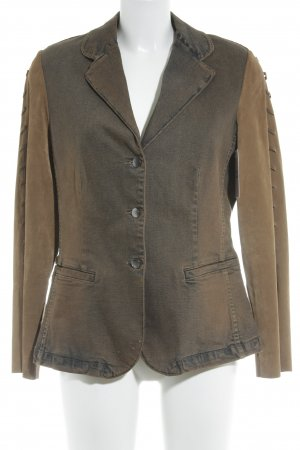 Ambiente Short Blazer light brown casual look