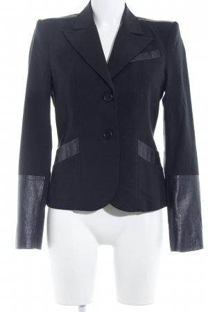 Ambiente Short Blazer black casual look