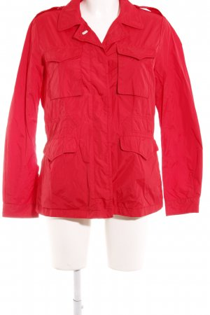 Ambiente Short Jacket red casual look