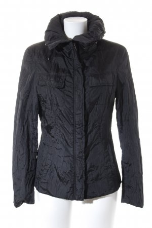 Ambiente Short Jacket black casual look