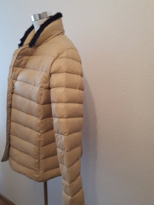 Ambiente Quilted Jacket oatmeal