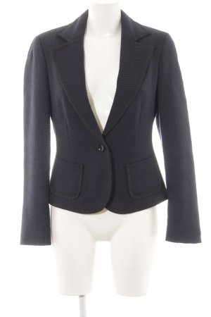 Ambiente Sweatblazer schwarz Business-Look