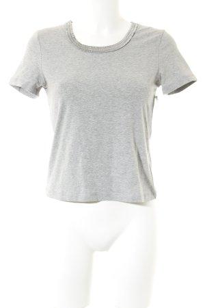 Ambiente T-shirt grijs klassieke stijl