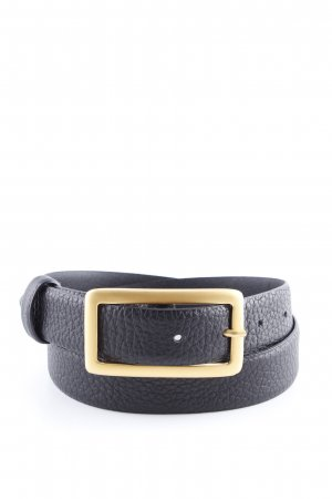 Ambiente Waist Belt black-gold-colored casual look