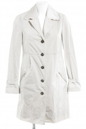 Ambiente Trench Coat cream-oatmeal casual look