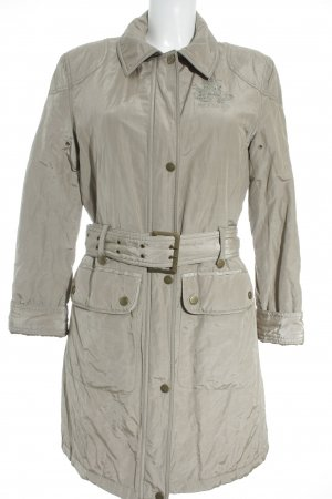 Ambiente Between-Seasons-Coat beige casual look