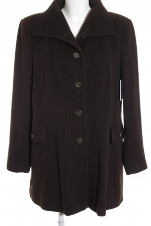 Ambiente Winter Coat dark brown casual look