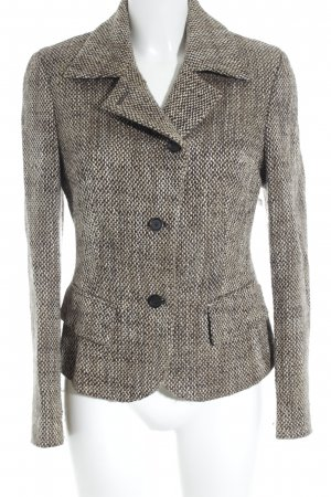 Ambiente Woll-Blazer Webmuster Business-Look