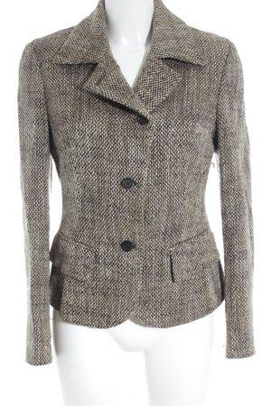 Ambiente Blazer en laine Motif de tissage style d'affaires