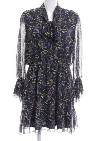 Ambika Abito blusa motivo floreale elegante
