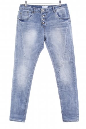 Ambika Slim jeans lichtblauw casual uitstraling