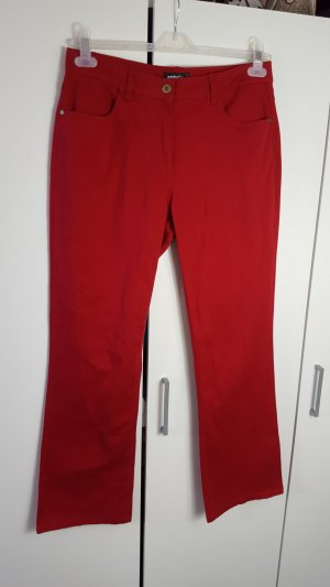 Ambria Selection Jersey Pants red cotton