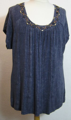 Ambria Selection Tunic blue