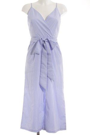 Amelia Jumpsuit himmelblau-weiß Streifenmuster Casual-Look