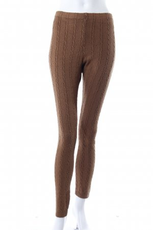 Amercian Apparel Leggings Zopf-Muster