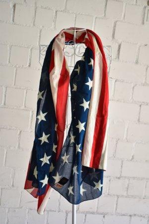America Flaggen Schal NYC Schott