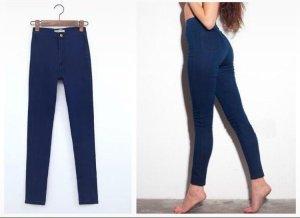 Americab Apparel High Waist Jeans