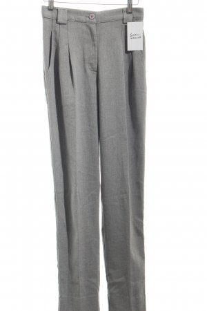 American Apparel Suit Trouser light grey simple style