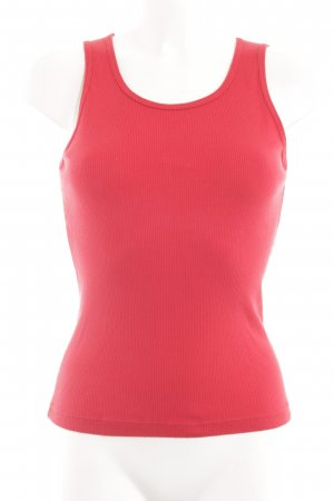 American Apparel Basic Top red casual look