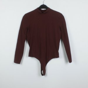 American Apparel Shirt Body bordeaux cotton