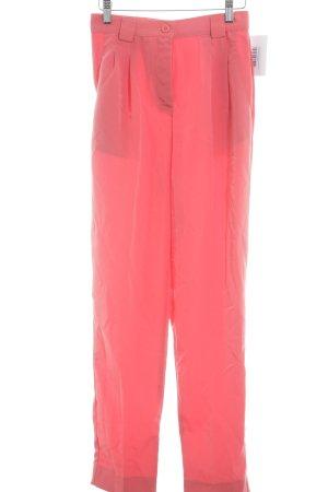 American Apparel Pantalon à pinces saumon-rouge clair élégant