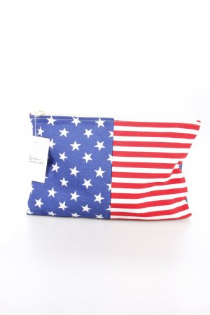 American Apparel Clutch Flaggenprint