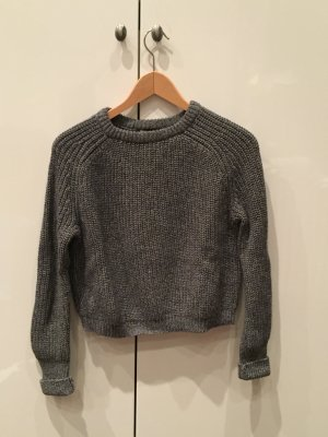 American apparel crop Pulli