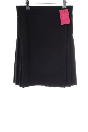American Apparel Plaid Skirt black college style