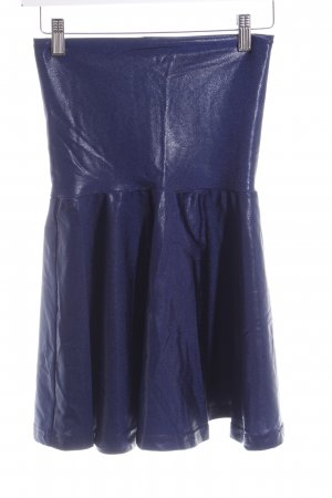 American Apparel Glockenrock dunkelblau Casual-Look