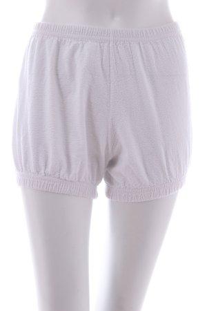 American Apparel Hotpants weiß