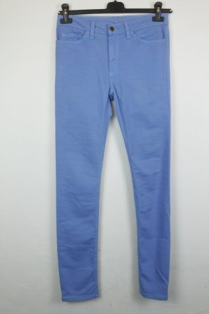 American Apparel Jeans Slim Fit Gr. 29 blau